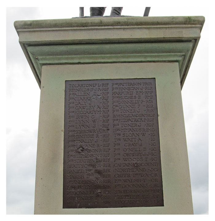 Dungannon War Memorial